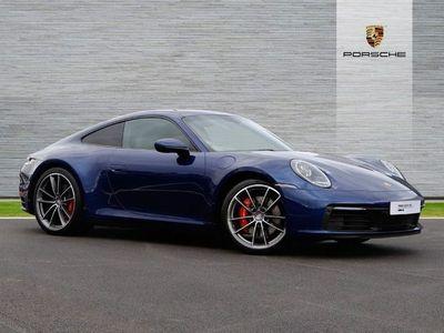 used Porsche 911 Carrera 4S (992)