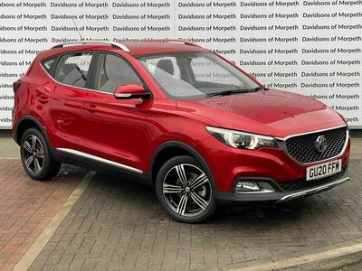 used MG ZS 1.0 T-GDI Exclusive Auto 5dr
