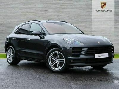 used Porsche Macan 5dr PDK 2.0