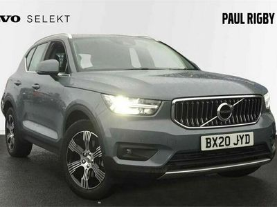 used Volvo XC40 T4 AWD (188 BHP) Inscription Automatic (Rear Camera, Panoramic Roof)