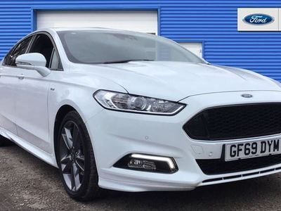 used Ford Mondeo 2.0 Tdci 180 St-Line Edition 5Dr Powershift