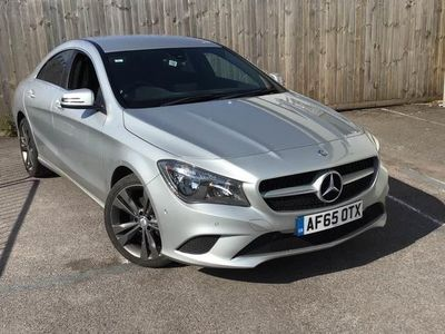 used Mercedes CLA220 CLA Class[177] Sport 4dr Tip Auto