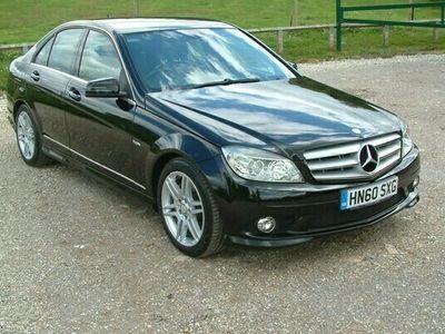 used Mercedes C350 C Class 3.0CDI BlueEFFICIENCY Sport 4dr