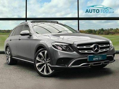 used Mercedes E350 E Class 3.0V6 All-Terrain Edition G-Tronic+ 4MATIC (s/s) 5dr