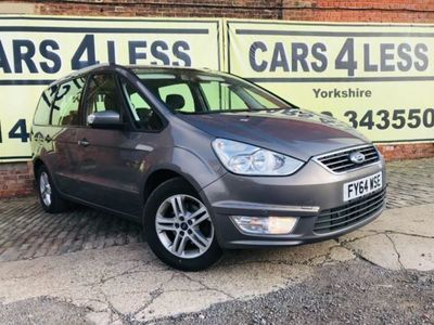used Ford Galaxy 1.6 TDCi Zetec 5dr [Start Stop] 7 SEATER