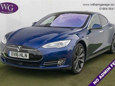 used Tesla Model S 85 AUTO 5d