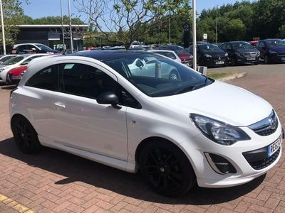 used Vauxhall Corsa 2013 Hillmead 1.2 Limited Edition 3 Dr