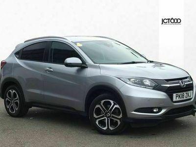 used Honda HR-V I-VTEC EX 1.5 5dr