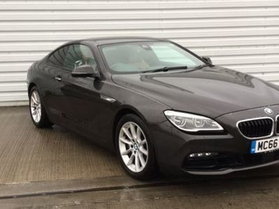 used BMW 640 6 Series d SE 2dr Auto