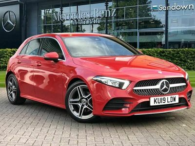 used Mercedes A180 A-ClassAMG Line