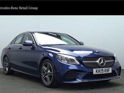 used Mercedes C200 C-ClassAmg Line Premium 4Dr 9G-Tronic
