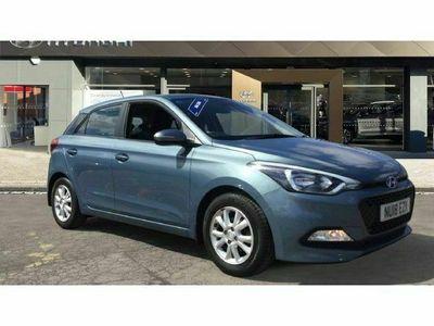 used Hyundai i20 1.2 SE 5dr Petrol Hatchback