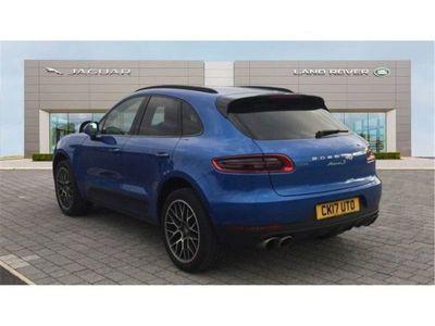 used Porsche Macan S 5dr PDK Petrol Estate 3.0