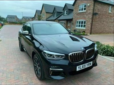used BMW X4 3.0 M40d Auto xDrive (s/s) 5dr