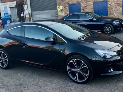 used Vauxhall Astra GTC Gtc 1.4i Turbo Limited Edition (s/s) 3dr