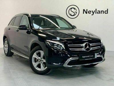 used Mercedes E250 GLC GLC d 4Matic Sport Premium 5dr 9G-Tronic
