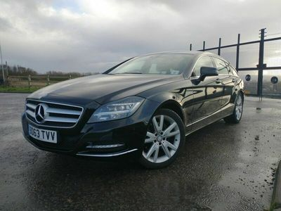 used Mercedes CLS250 Shooting Brake CLS 2.1 CDI BlueEFFICIENCY 7G-Tronic Plus (s/s) 5dr