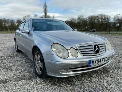 used Mercedes E320 E Class 3.2CDI Avantgarde 4dr