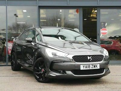 used DS Automobiles DS5 2.0 BlueHDi 180 Performance Line 5dr EAT6