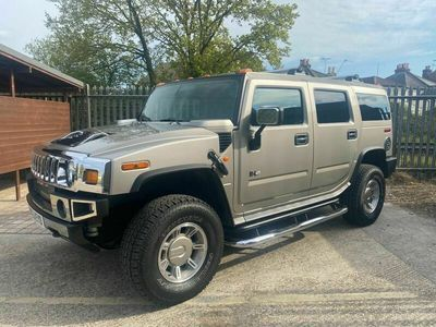 used Hummer H2 6.2 V8 Luxury 5dr