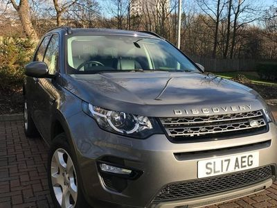 used Land Rover Discovery Sport 2.0 TD4 SE 4WD (s/s) 5dr