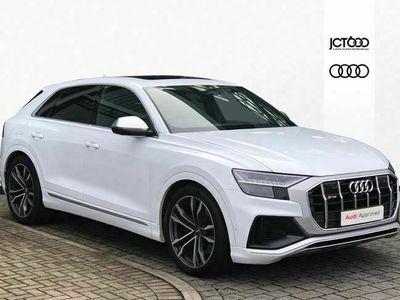 used Audi S8 Q8TDI Quattro 5dr Tiptronic diesel estate