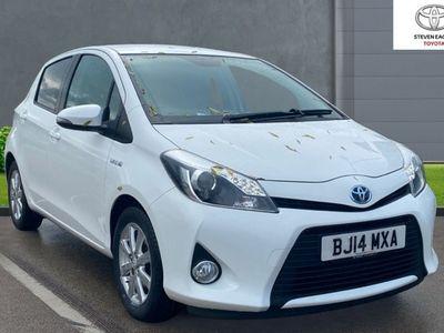 used Toyota Yaris Hybrid 1.5 VVT-i Icon Plus 5-Dr