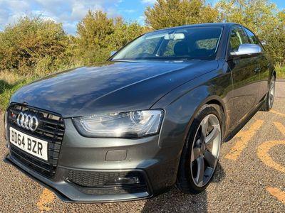 used Audi S4 3.0 TFSI V6 S Tronic quattro 4dr