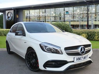 used Mercedes A45 AMG A CLASS 2017 Poole4MATIC