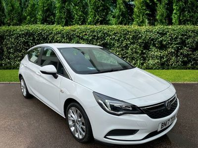 used Vauxhall Astra 1.4T 16V 125 Energy 5dr