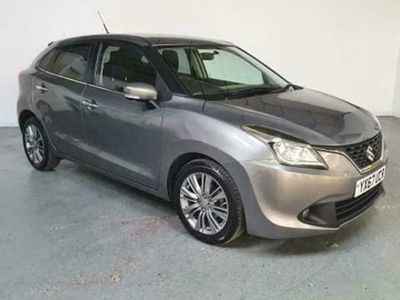 used Suzuki Baleno 1.0 SZ5 BOOSTERJET 5d 111 BHP LOW RATE FINANCE AVAILABLE