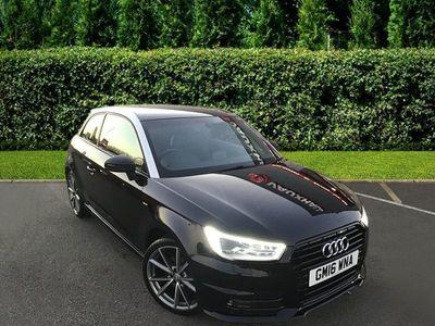 used Audi A1 S Line Black Edition T Hatchback 2016