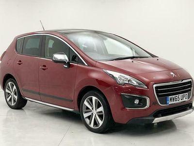 used Peugeot 3008 1.6 BlueHDi 120 Allure 5dr