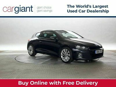 used VW Scirocco 2.0 TSi 180 GT 3dr