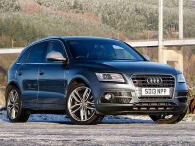 used Audi SQ5 Q5Quattro 5dr Tip Auto 3.0