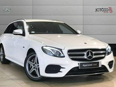 used Mercedes E300 E ClassAMG Line Premium 5dr 9G-Tronic estate 2019