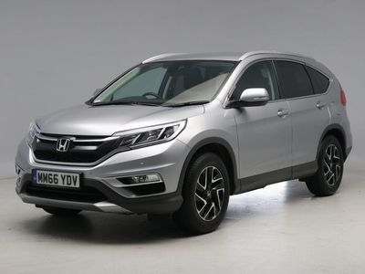 used Honda CR-V 2017 Northampton 1.6 i-DTEC SE Plus 5dr 2WD