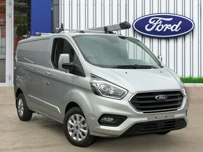 used Ford Custom Transit340 1.0 ECOBOOST PHEV 126PS L1 LOW ROOF LIMITED AUTO