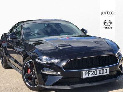 used Ford Mustang 5.0 V8 Bullitt 2dr fastback