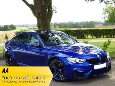 used BMW M3 3.0 BiTurbo DCT (s/s) 4dr Auto