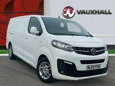 used Vauxhall Vivaro 2900 1.5d 100PS Sportive H1 Van