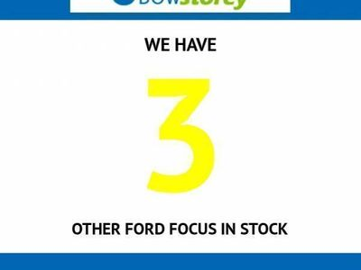 used Ford Focus 1.6 STYLE 5d 100 BHP GREAT VALUE
