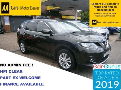 used Nissan X-Trail 1.6 dCi Acenta 4WD (s/s) 5dr