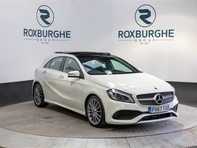 used Mercedes A160 A-Class 1.6AMG LINE PREMIUM PLUS 5DR