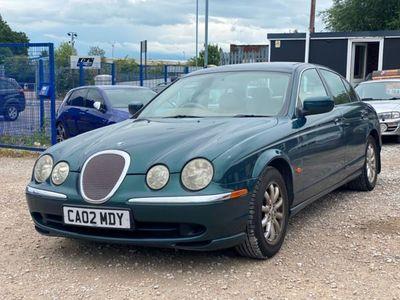 used Jaguar S-Type 3.0 V6 4dr Auto, 2002 (02)