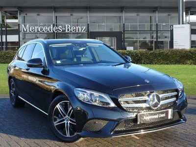 used Mercedes C200 C ClassSport Premium Plus 5dr 9G-Tronic estate