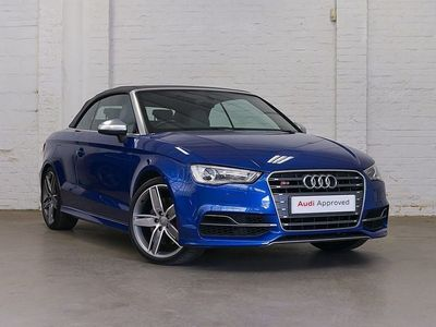used Audi S3 Cabriolet