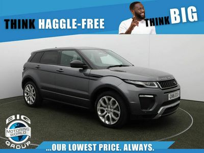 used Land Rover Range Rover evoque TD4 HSE DYNAMIC 2016 (16)