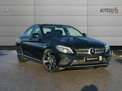 used Mercedes C200 C ClassSport Premium 4dr 9G-Tronic saloon