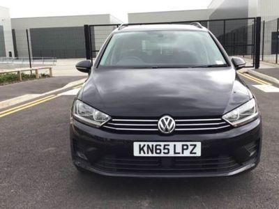 used VW Golf Sportsvan 1.6 TDI 110 SE 5dr DSG